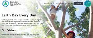 Earth Day Canada - Writing   Social Media -- Social Media Management & Marketing Consultant -- Ipswich, Suffolk