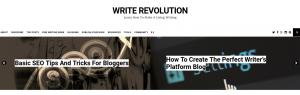 Write Revolution - Marketing Manager   Writing   PR   Marketing Materials   Business Development   Website Design & Management   Social Media -- Marketing Consultant & Social Media Management -- Ipswich, Suffolk
